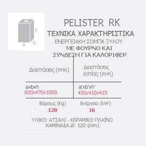 Λέβητας pelister rk χαρακτηριστικά