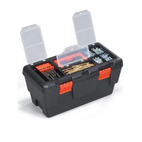Εργαλειοθήκη port-bag ekono 19″