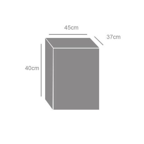Ξυλιέρα 05002 διαστάσεις