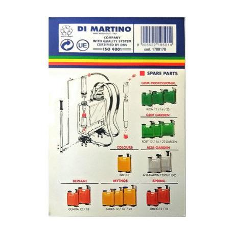 κιτ επιδιόρθωσης Di Martino 1700170