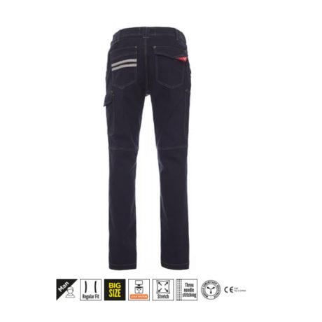 Ελαστικό παντελόνι εργασίας-payper WORKER-STRETCH