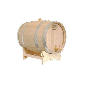 βαρέλι-δρύινο-με-βάση-Lioutas-30-λίτρα