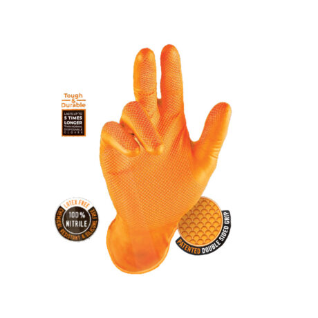 Γάντια νιτριλίου Grippaz