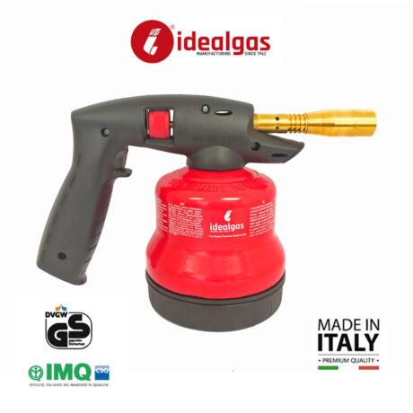Φλόγιστρο Μεταλλικό Idealgas FFLA3NM